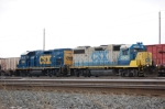 CSX 2543 & 1503